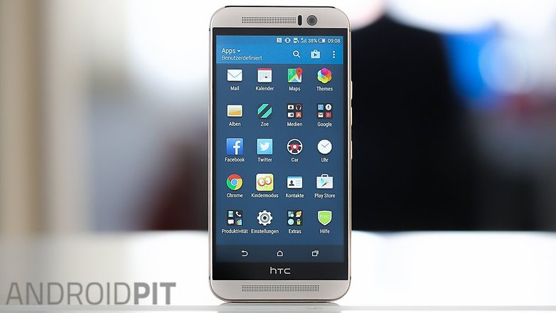 htc one m9 teaser photo