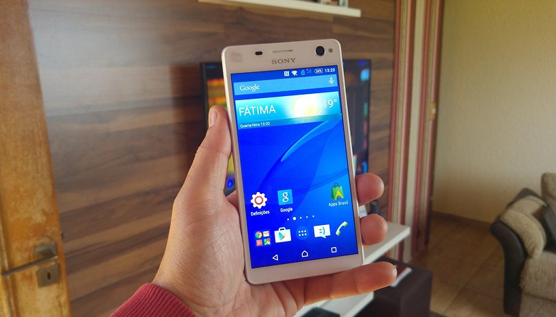 Review do Xperia C4 Dual: a câmera com o melhor recurso de selfie do mercado