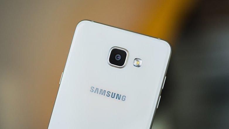 AndroidPIT Samsung Galaxy A5 camera
