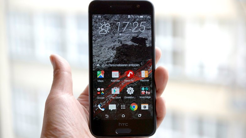 HTC One A9 screen 2
