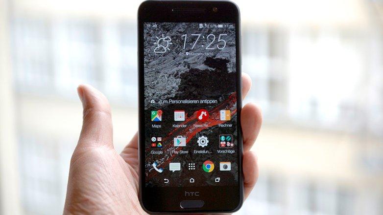 HTC One A9 screen 2