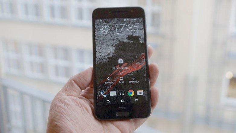 HTC One A9 screen 3