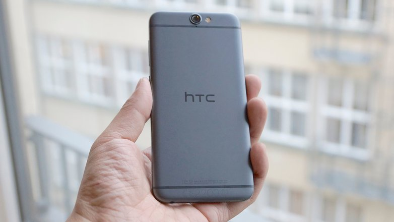 HTC One A9 traseira 2