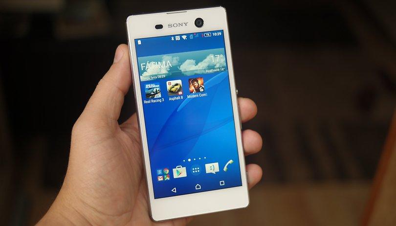 Test du Sony Xperia M5 : séduisant et convaincant