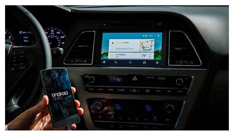 Sonata android auto