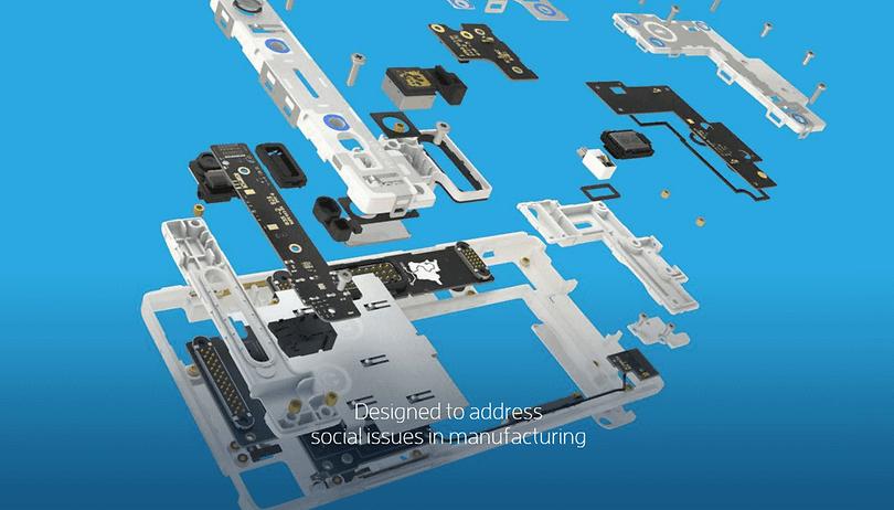 Conheçam o Fairphone 2, primeiro smartphone modular do mundo