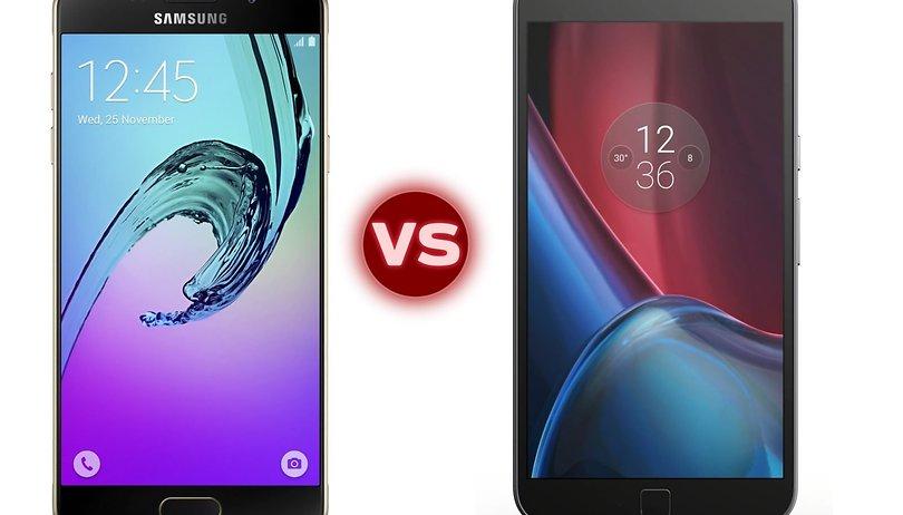 Moto G4 Plus vs Galaxy A5 2016: O duelo dos melhores intermediários do Brasil