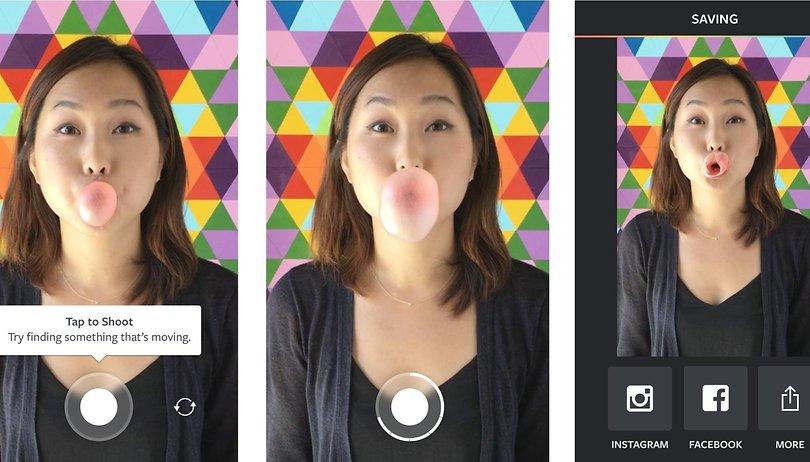 Instagram lança Boomerang, aplicativo para gravar vídeos de 1 segundo