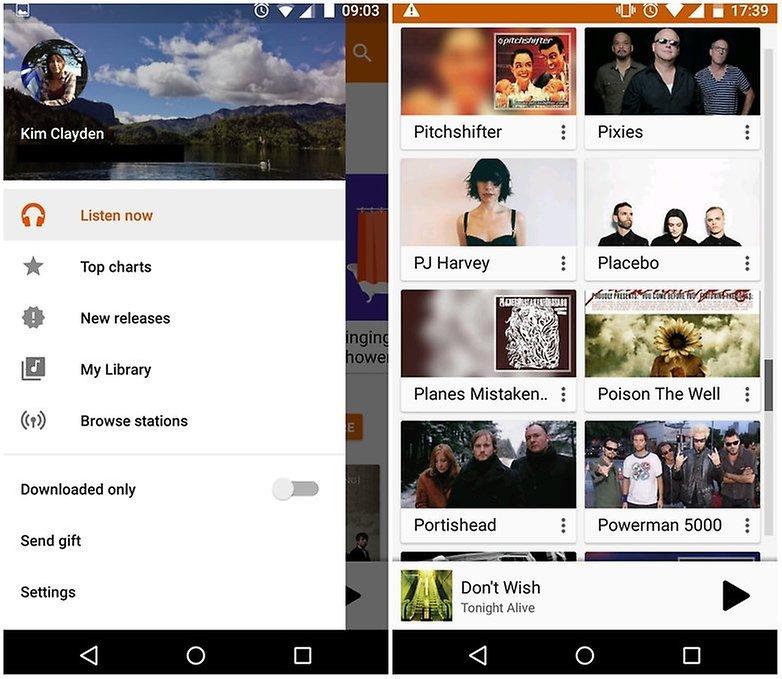 itunes google play music2 w782