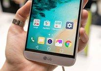 Arrependida? LG traz de volta a gaveta de apps para o LG G5