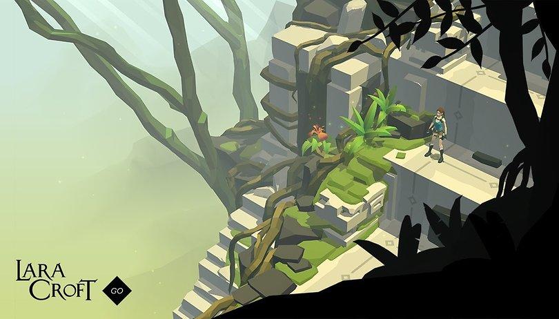 Lara Croft GO é lançado oficialmente para Android