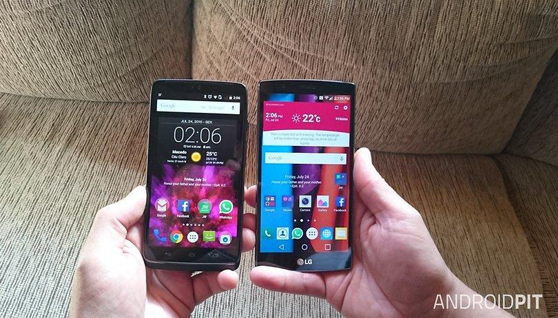 LG G4 vs Moto Maxx: quem vence essa batalha de gigantes?