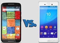 Xperia M4 Aqua Dual vs. Moto X 2014: qual é o melhor dispositivo?