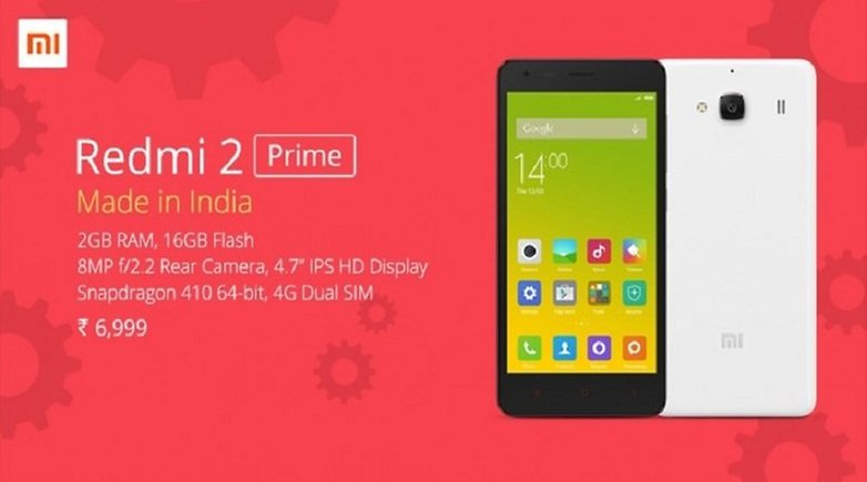 redmi 2 prime specifications price