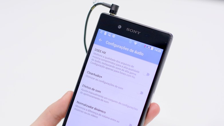 review xperia z5 PT audio