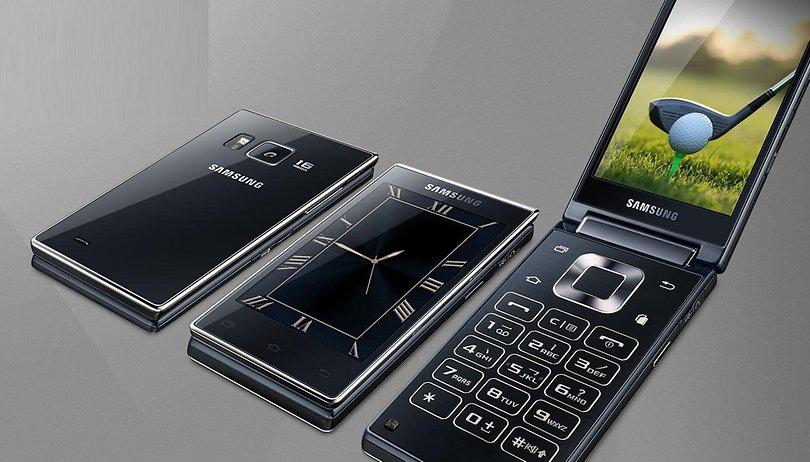Este pode ser o próximo smartphone flip da Samsung com Android (vídeo)