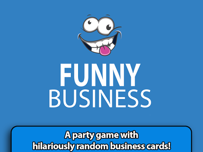 Free funny business android forum androidpit its business time lets hear about your new job improvise hilarious job titles with your friends from crazy business cards reheart Image collections
