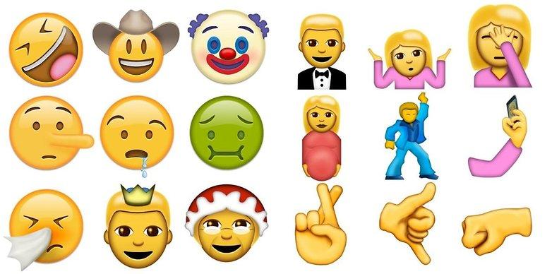 AndroidPIT emojis 2016