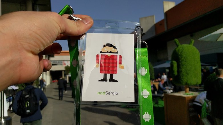 android sergio