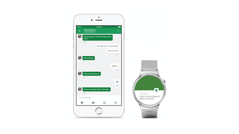 android wear ios moto 360