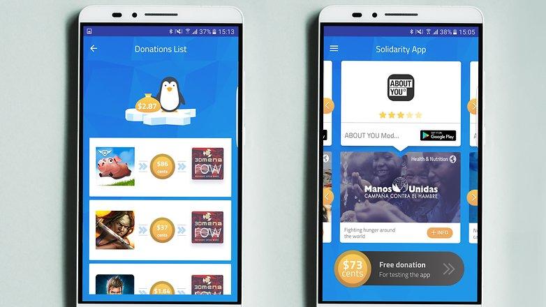 androidpit solidarity app
