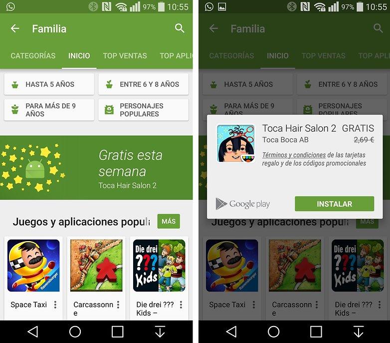 aplicacion gratis googleplay