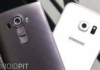 LG G4 vs Samsung Galaxy S6: Comparación de cámaras