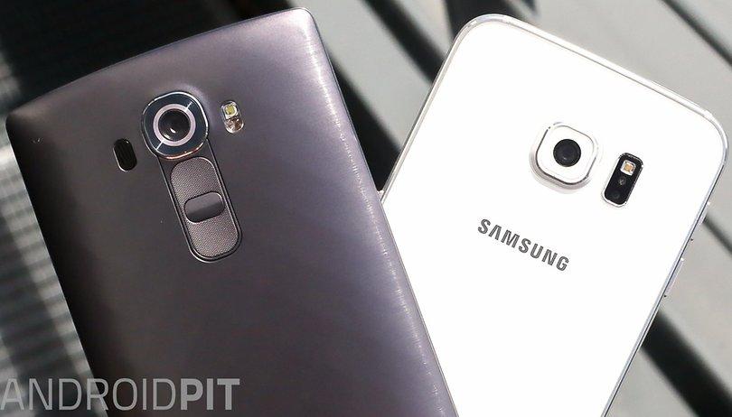 Samsung Galaxy S7 vs LG G5: l'esperienza sfida l'innovazione