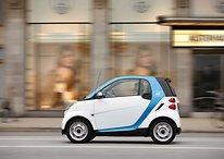 La aplicación de alquiler de coches Car2Go llega a Madrid. Así funciona