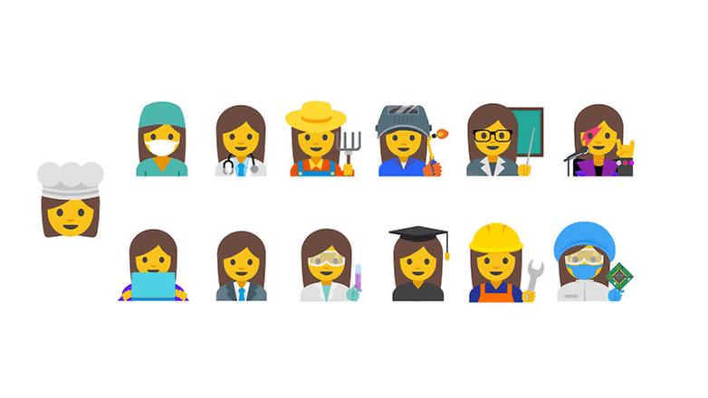emojis women