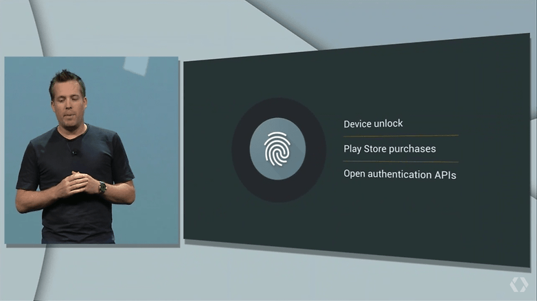 fingerprint google io
