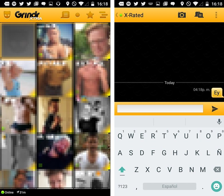 Site rencontre gay android