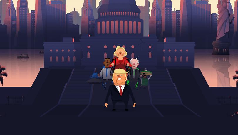 ¿Trump como presidente? Este juego apocalíptico te da una idea