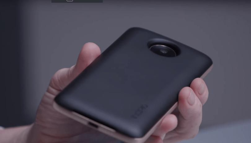 Lenovo hace creer a un grupo que el Moto Z es el nuevo iPhone