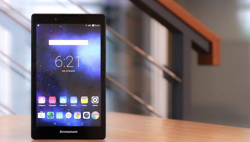 Análisis del Lenovo TAB 2 A8: Un paso en la dirección correcta