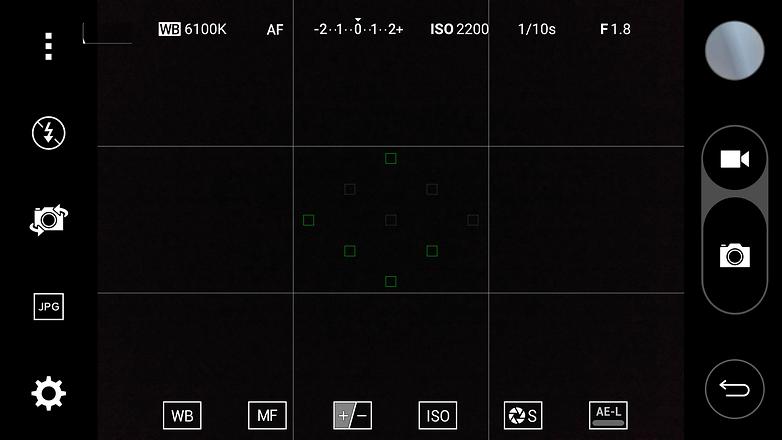 lg g4 camera software
