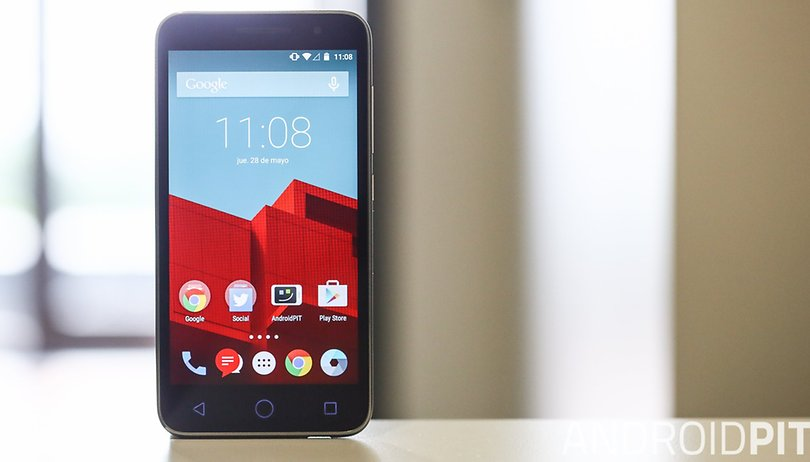 Análisis de Vodafone Smart Prime 6: Android Lollipop y 4G a buen precio