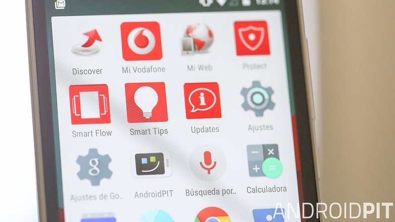 vodafone smart prime apps