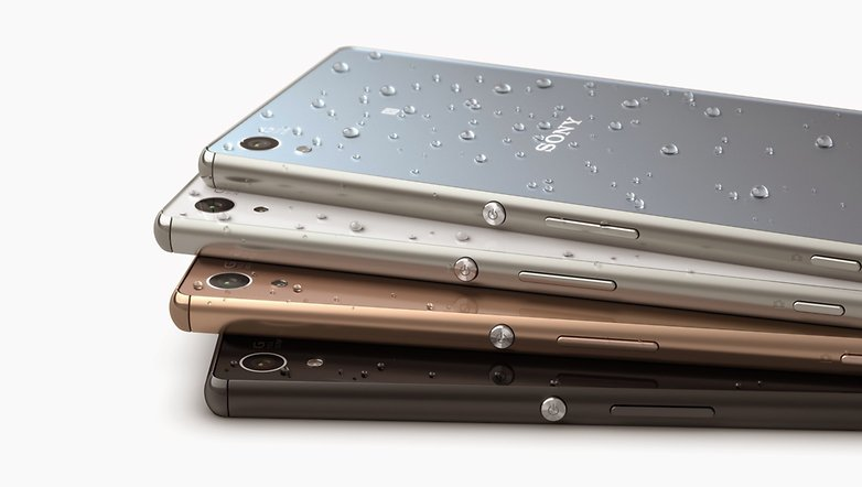 xperia z3 plus colors2