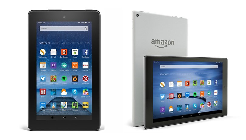 Amazon greift erneut nach dem Tablet-Markt