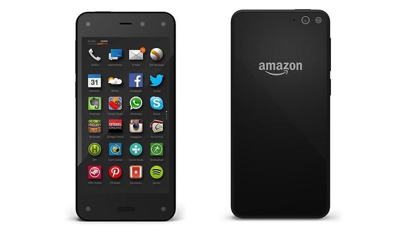 Amazon Ice Phone: Kommt bald doch ein neues Smartphone vom Online-Versandhändler?
