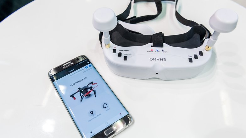 AndroidPIT IFA 2016 ehang drone 2239
