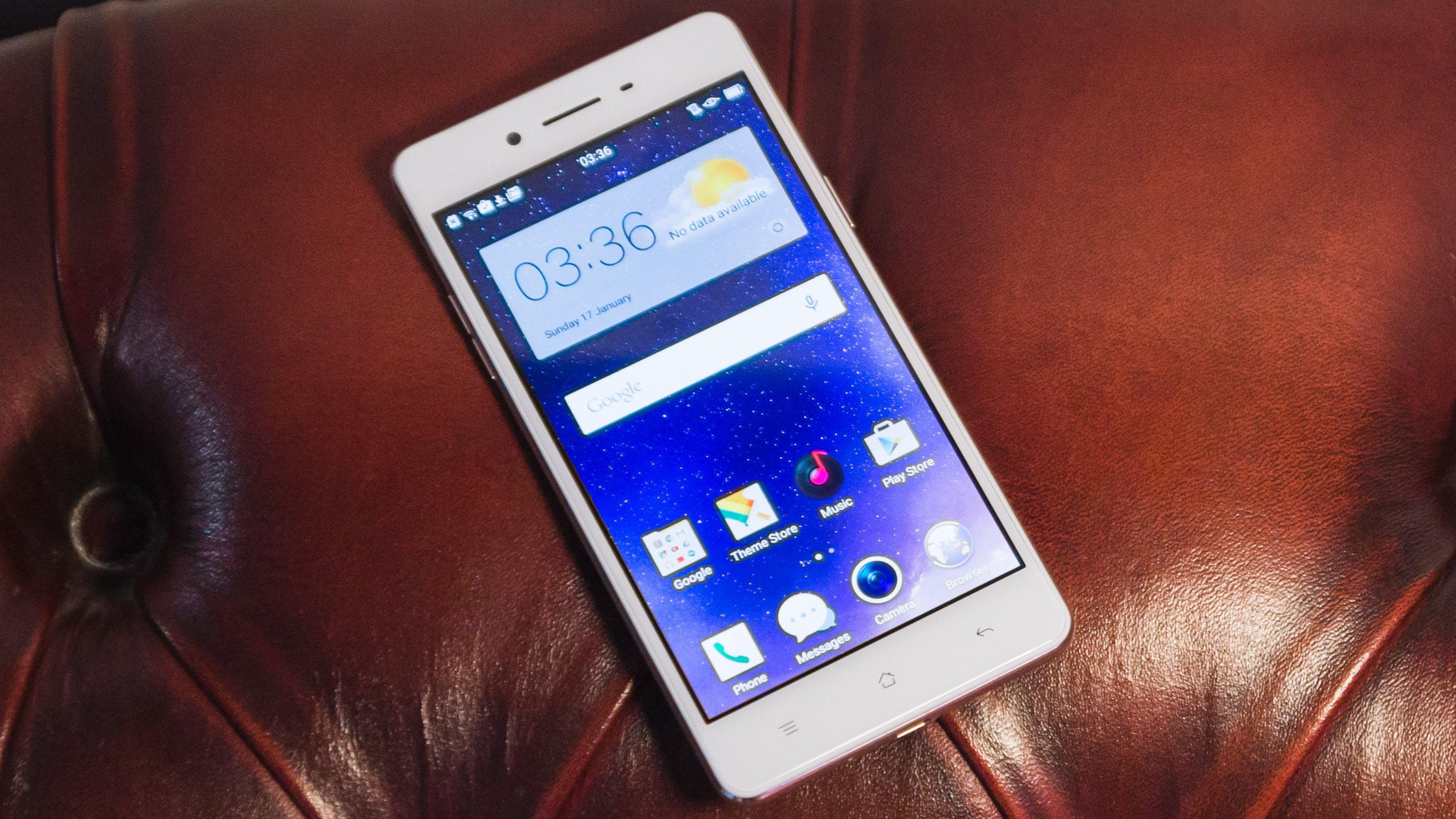 Oppo F1 im Test: Ersteindruck vom Mittelklasse-Smartphone für Hobby-Fotografen