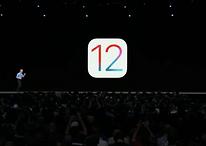 Apple iOS 12 präsentiert: Doppelte Performance für iPhones aus dem Jahr 2013 (und neuer)