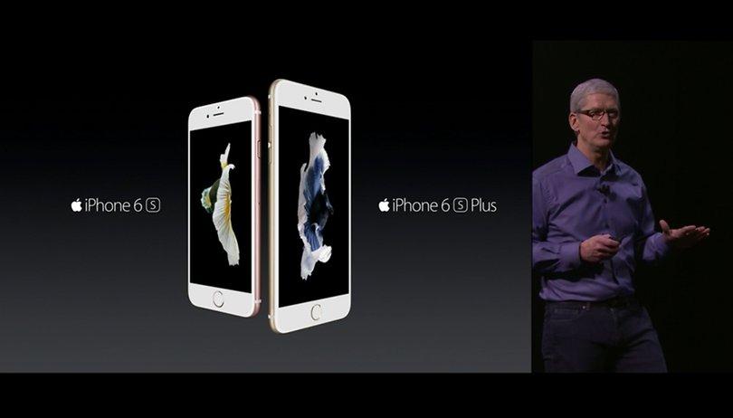 Voici les nouveaux iPhone 6s, iPhone 6s Plus et iPad Pro