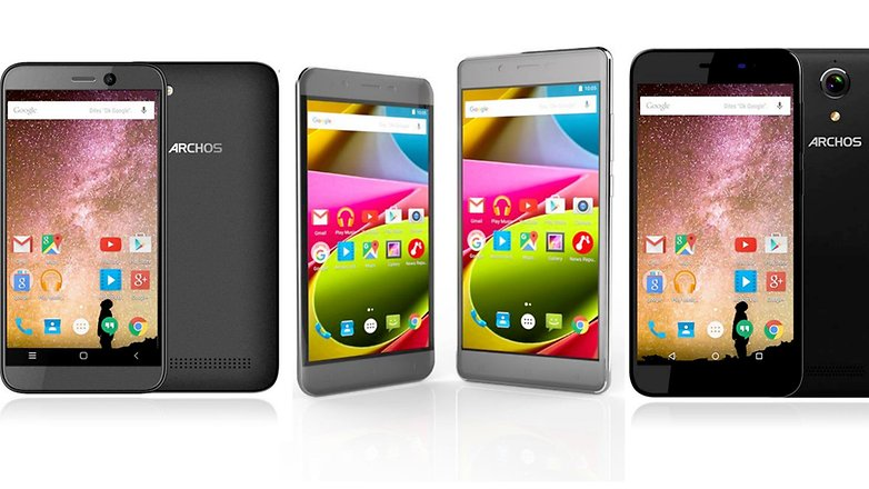 Archos Power Cobalt Hero