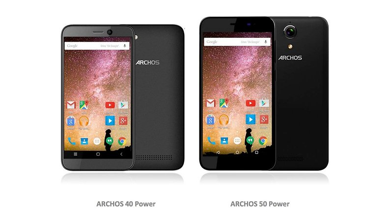 Archos Power Serie