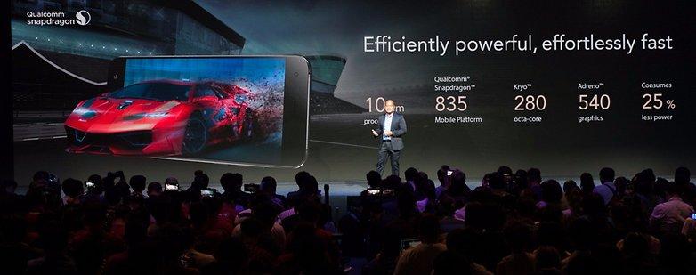 Asus ZenFone 4 pro presentation