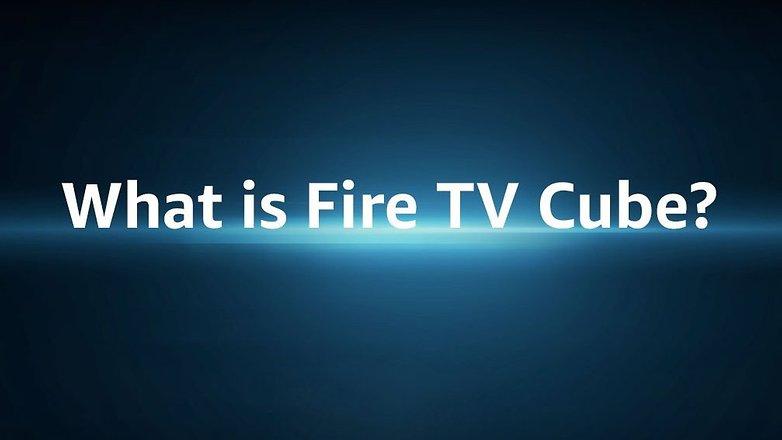 Fire TV Cube On Amazon teaser