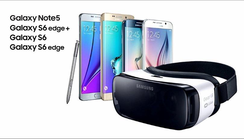 Samsung und Oculus kündigen neue Gear VR an
